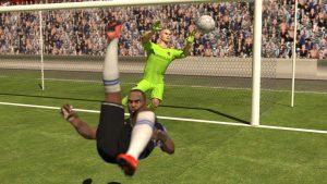 soccer 3d model